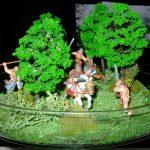 Diorama - Teutenburgerskogen