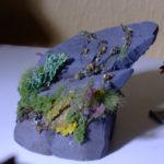 Diorama i prosess - Cliff Chaos