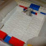 Diorama i prosess - Egyptisk gravkammer