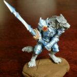 Reaper Miniatures - Lupine - Rageclaw Slayer