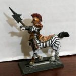 Iron Wind Metals - (Zebra) Centaur Captain