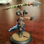 Privateer Press - Warmachines - Cryx - Satyxis Raider Sea Witch