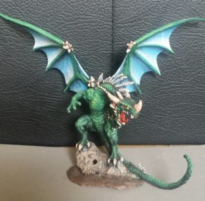 Reaper Miniatures - Red Dragon