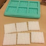 Pynting.no - 17 floor tiles for 28mm dungeon/diorama