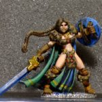 Reaper Miniatures - Viking Girl