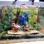 Diorama - prosess i Yin Yang